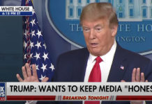 Daily Rant: President slams press over Fauci tweet hysteria