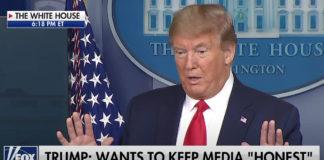 Daily Rant: President slams press over Fauci tweet hysteria