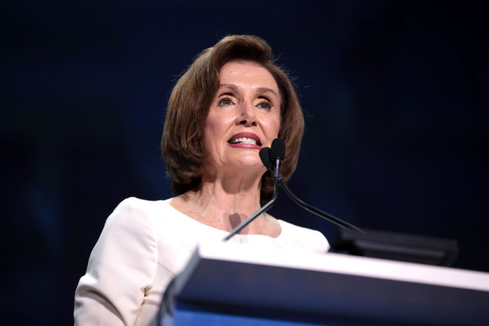 Nancy Pelosi again distracts from COVID-19 truth