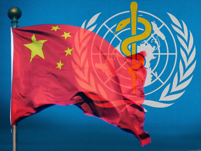 WHO chief is a propaganda puppet for China's international plans