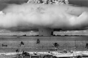 CCP Newspaper Says Nuclear Arsenal Must Expand To Stop U.S.
