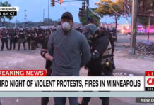 CNN Reporter Arrested Live On-Air By Minneapolis Police