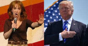 Celebrity Doubles Down On Killing President Trump
