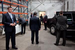 Joe Biden: The Second Most Reviled Amongst Secret Service Agents