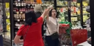 Mob Hurls Abuse At Shopper For Not Wearing A Mask