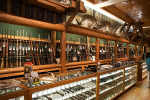 Poll Says Americans Oppose Reopening Gun Stores