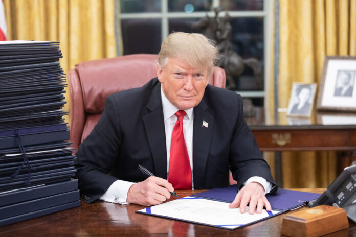 President Trump Slams W.H.O In Letter Putting America First