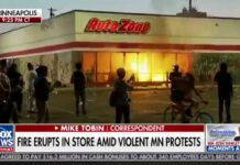 Protest Over Brutal Death Becomes Fatal Riot And Looting In Minneapolis