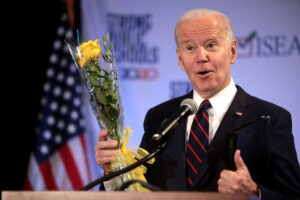 Joe Biden Lies In Church And Says Police Should Shoot Unarmed People