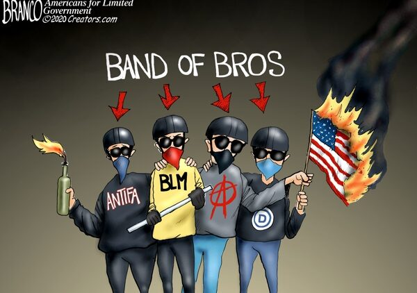 Taking Down America: Political Cartoons By A.F. Branco