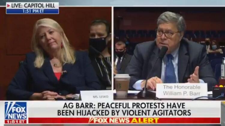 AG. Barr Calls Out Democrats Over Violent Riots