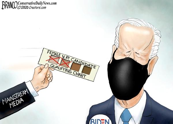Biden Black Vice President Candidate