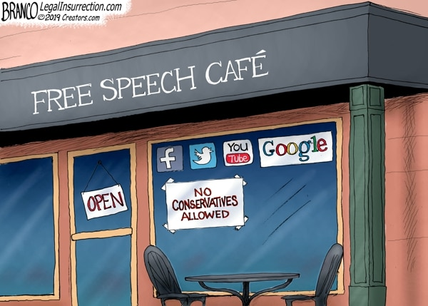 No Conservatives Allowed: Political Cartoons By A.F. Branco