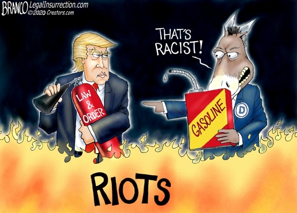 A Call For Lawlessness & Disorder: Political Art By A.F. Branco
